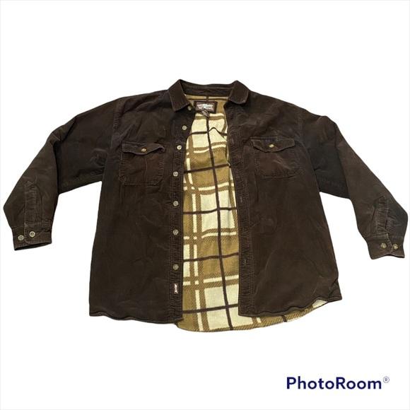 Levi's Brown Corduroy Jacket